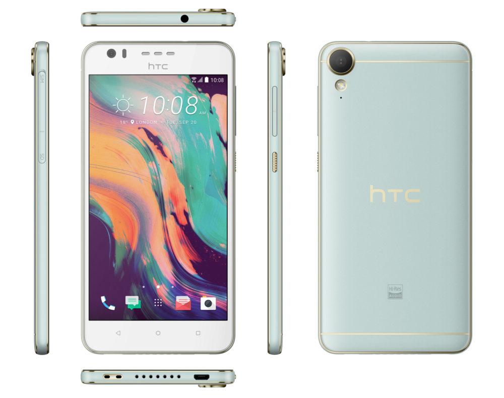 گوشی موبایل اچ تی سی مدل htc desire 10 lifestyle
