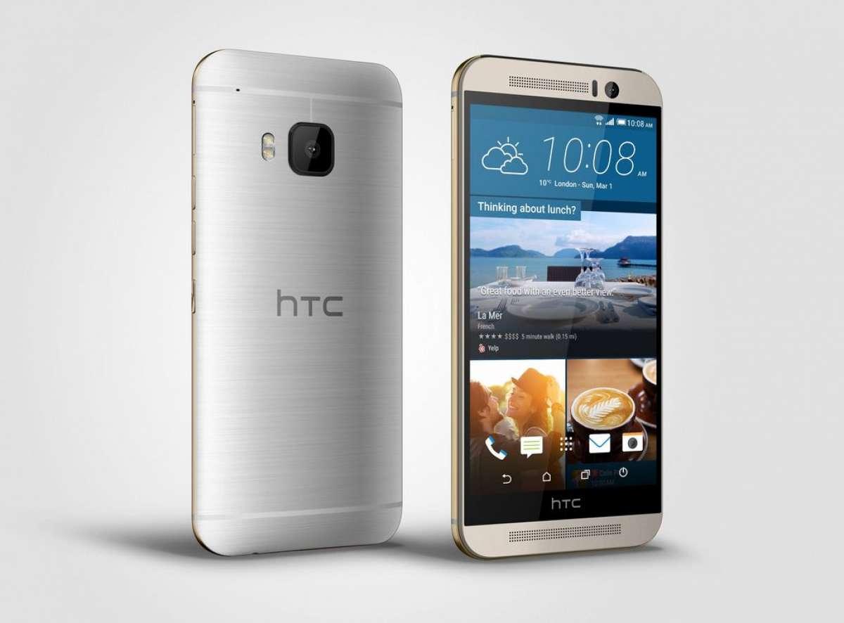 گوشی موبایل اچ تی سی مدل htc one m9